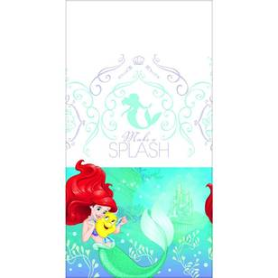 Amscan Disney Dream Big Ariel Tablecover 1Pk
