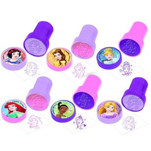 Disney Princess Dream Big Princess Stamper Set favours 6 Pack