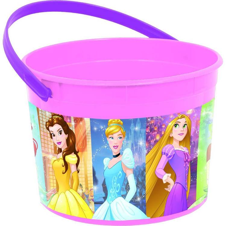 Disney Princess Favour Container
