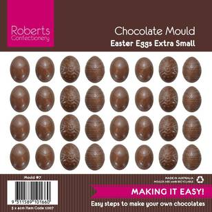 Roberts Confectionery Easter #7 Egg Chocolate Mould
