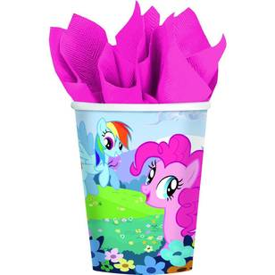 My Little Pony Friendship Cups 8 Pack