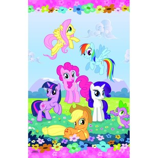 My Little Pony Friendship Tablecover