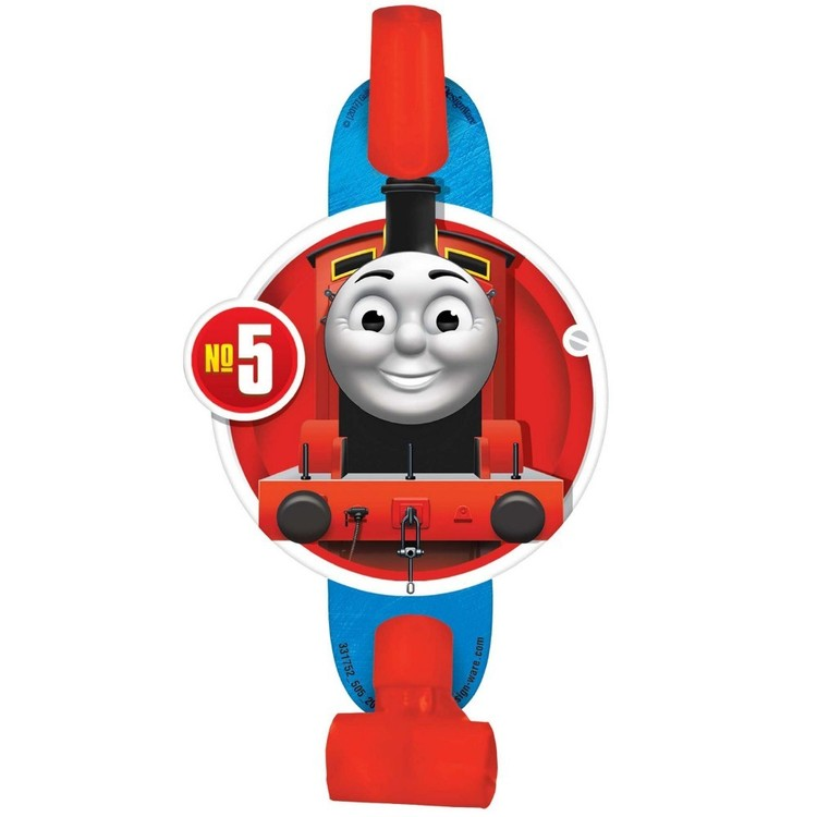All Aboard Thomas Blowouts 8 Pack