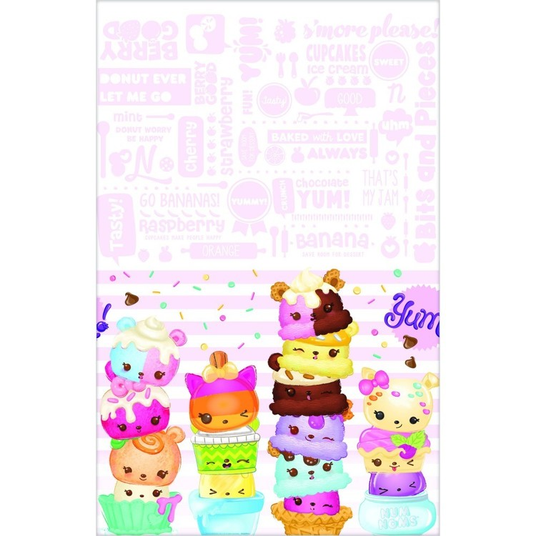 Amscan Num Noms Tablecover