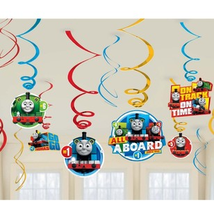 All Aboard Thomas Swirl Value Pack 12 Pack