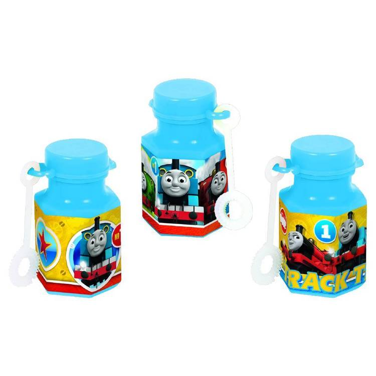 All Aboard Thomas Bubble Favours 12 Pack