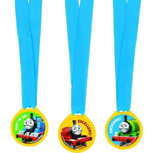 All Aboard Thomas Thomas & Friends Award Medal Favours 12 Pack
