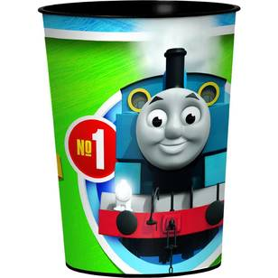 All Aboard Thomas favour Cup