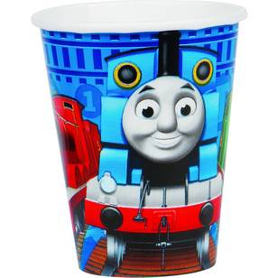All Aboard Thomas Thomas & Friends Cups 8 Pack