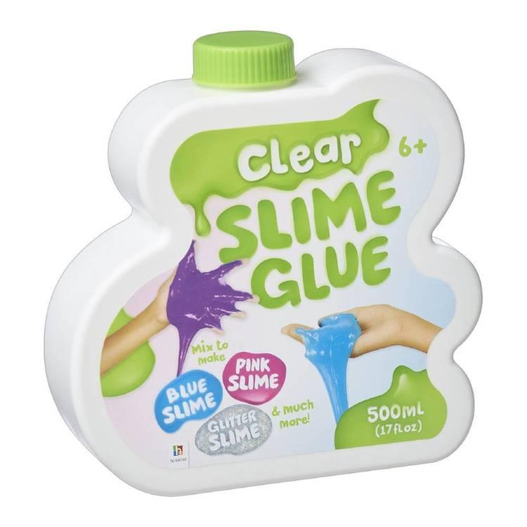 Hinkler Clear Slime Glue