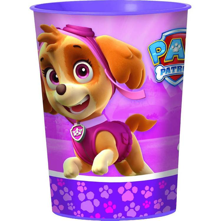 Paw Patrol Girl Favour Cup
