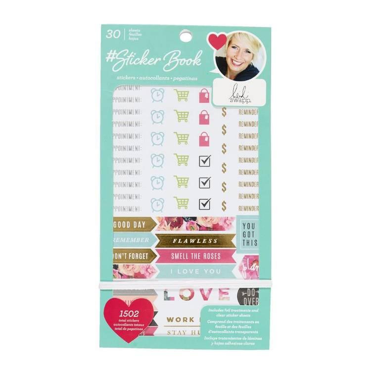 Heidi Swapp Sticker Book