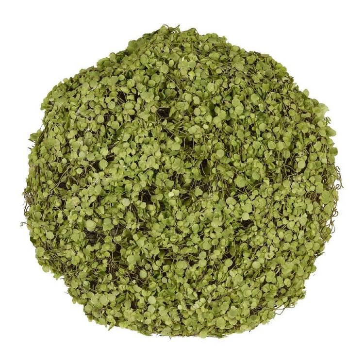 Mini Leaves Mat Round