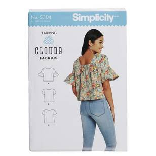 Simplicity SL104 Misses Top Pattern