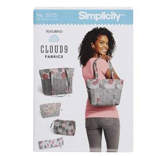 Simplicity SL105 Carry Bag Pattern