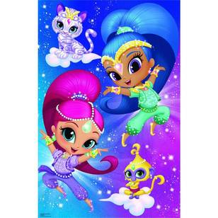 Amscan Shimmer & Shine Party Game