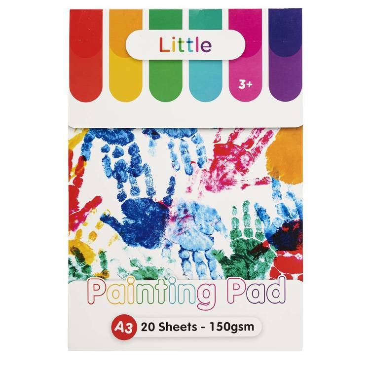 Little A3 150 gsm Painting Pad