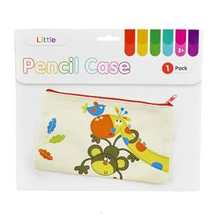 Little Canvas Pencil Case