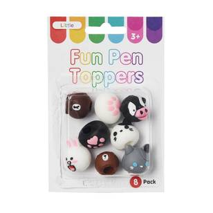 Little Pencil Toppers Set