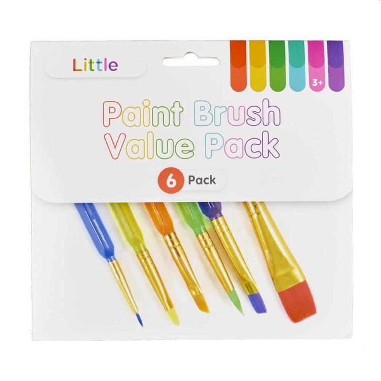 Little 6 Pack Brush Value