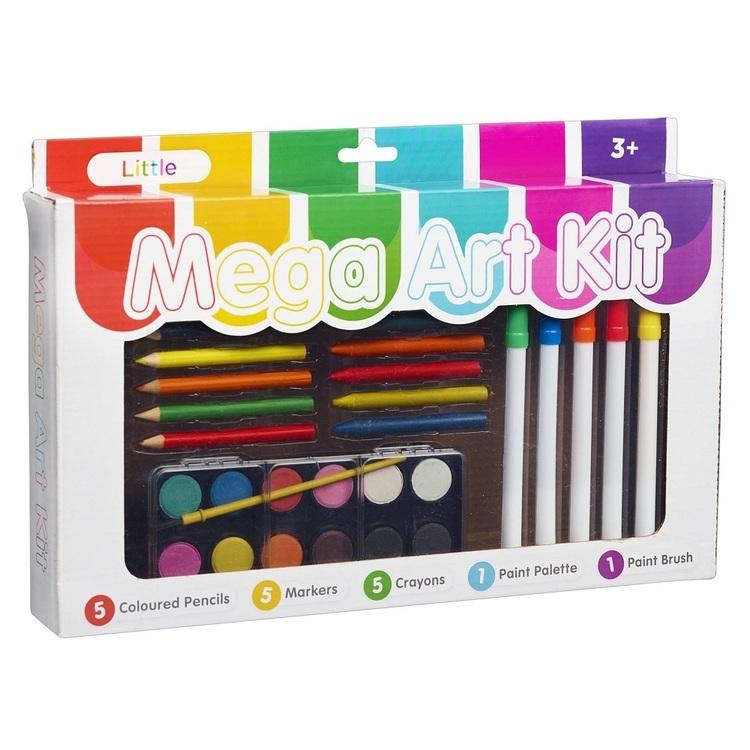 Little Mega Art Kit