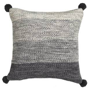 Living Space Marley Pompom Filled Cushion