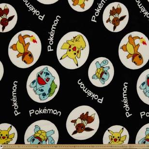 Pokemon Micro Velvet Fabric