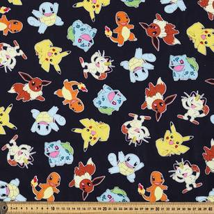 Pokemon Allover Fabric