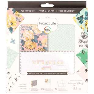Project Life All-in-One Bloom Kit