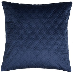 Living Space Diamond Velour Filled Cushion