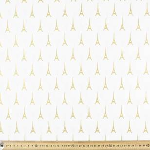 Metallicus Eiffel Fabric