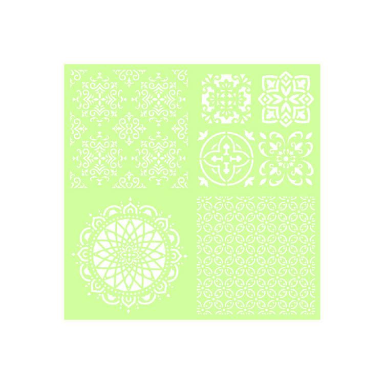 Kaisercraft Tiles Designer Template