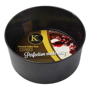 Seymours Kates Kitchen Round Cake Baking Tray