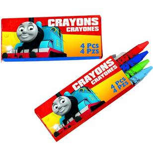 All Aboard Thomas Mini Crayon favours 12 Pack