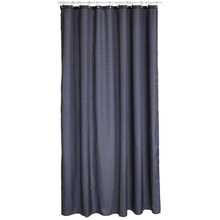 Bath By Ladelle Flynn 180X213cm Shower Curtain