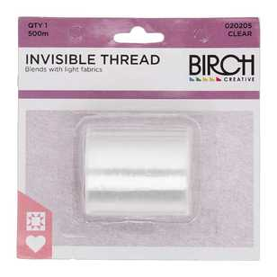 Birch Creative Invisible Thread