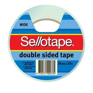 Sellotape Double Sided Roll
