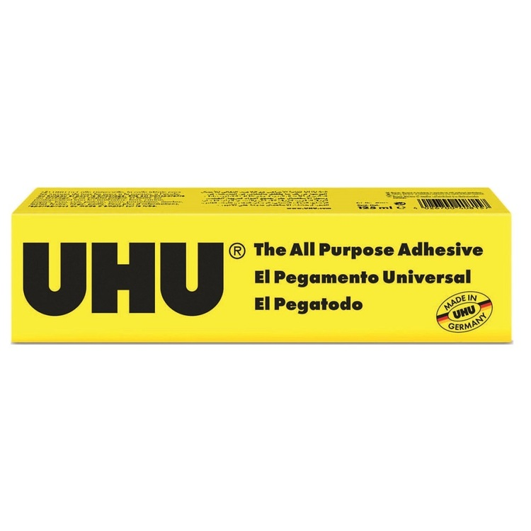 UHU All Purpose Glue 125mL Tube