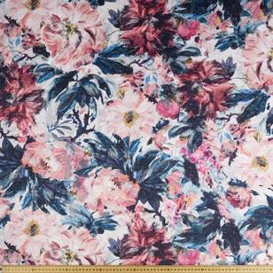 Watercolour Brocade Fabric