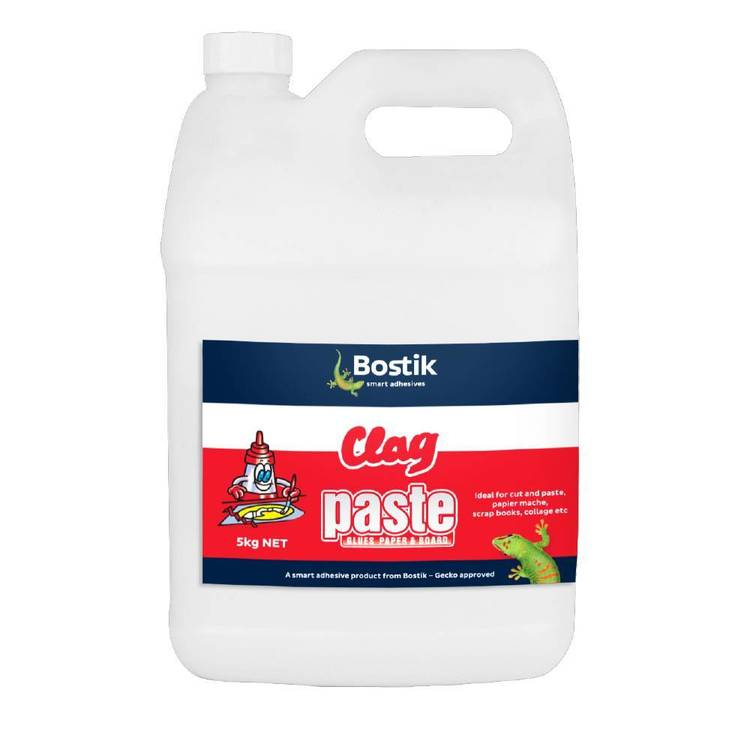 Bostik 5 Kg Clag Paste