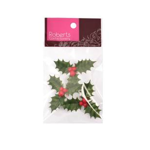 Christmas Holly Berries 3 Pack