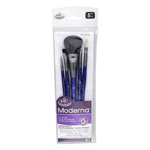 Royal & Langnickel Moderna All Media Mop Variety Set
