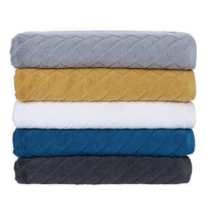 Luxury Living Herringbone Towel Collection