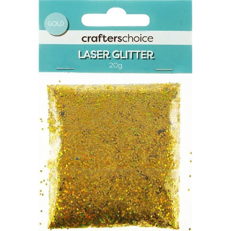 Crafters Choice Laser Glitter