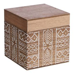 Living Space Tribal Square Box