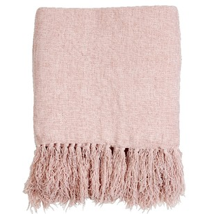 Living Space Chenille Throw