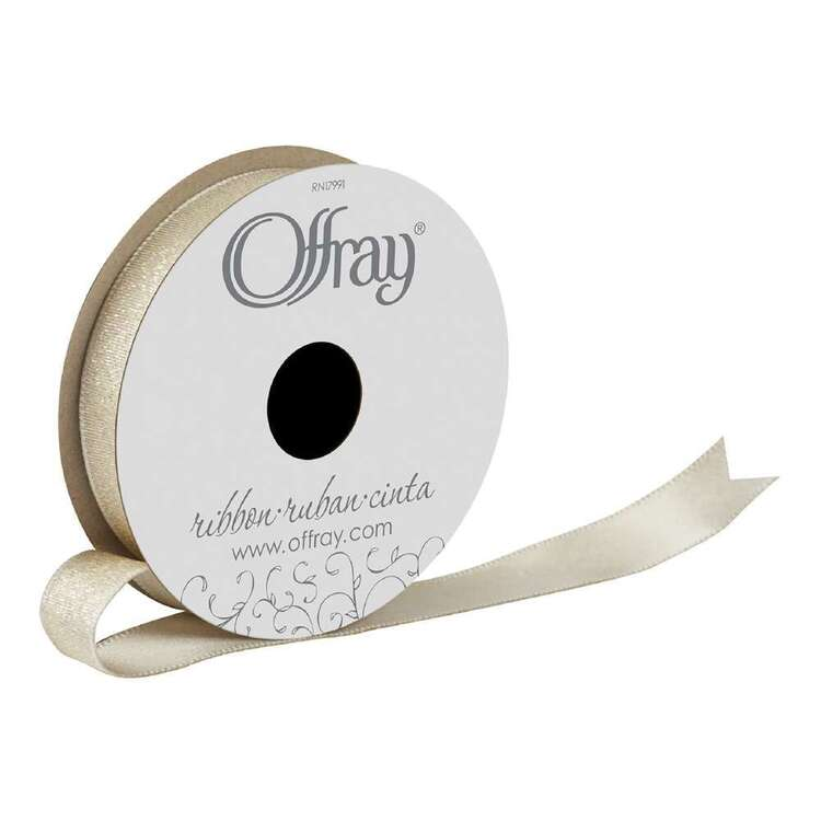 Offray Wired Luxury Ribbon