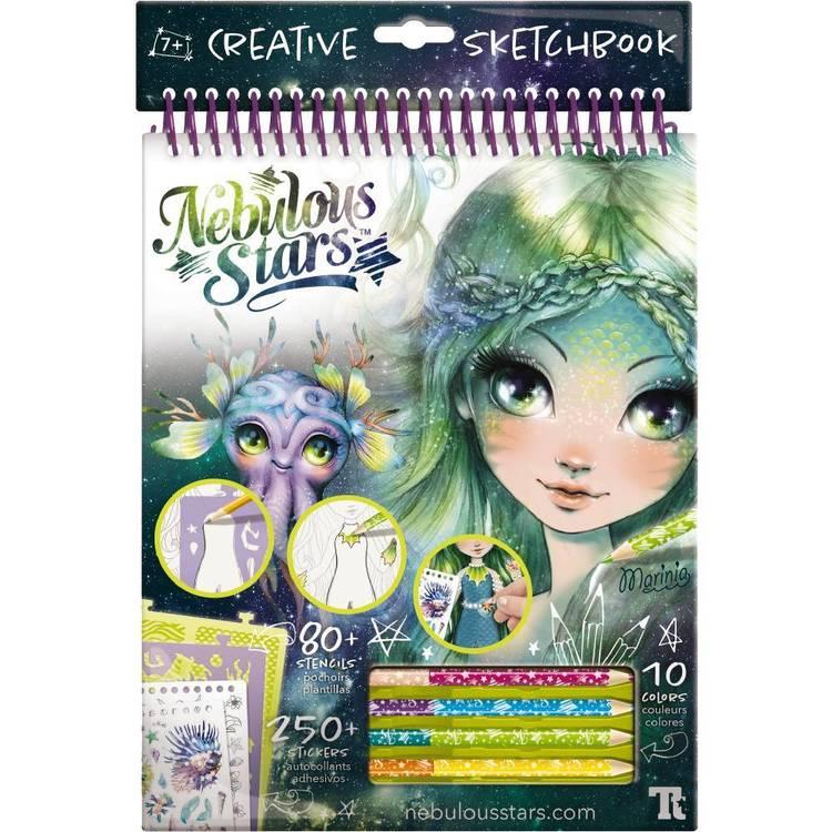 Nebulous Stars Marinia Sketchbook