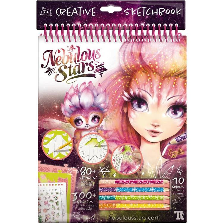 Nebulous Stars Petulia Sketchbook