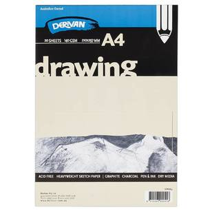 Derivan A4 Drawing Pad